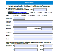 ECP/HCP Referral Form
